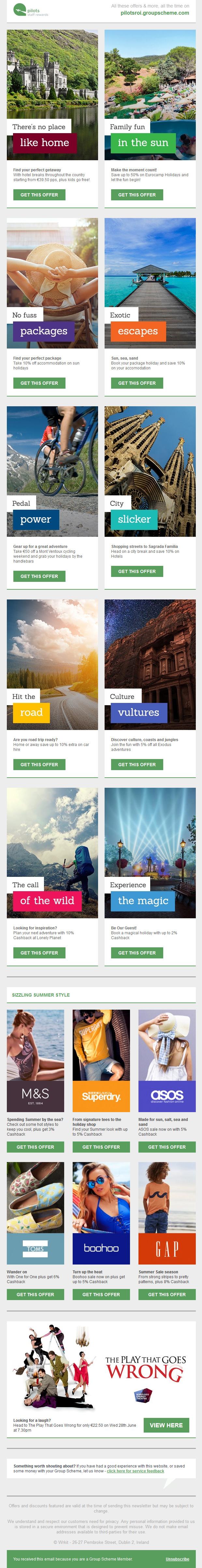 travel-newsletter